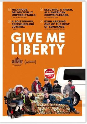 Give me liberty Book cover