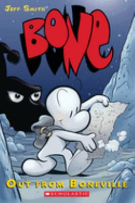 Out from boneville : Bone Book cover