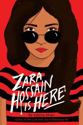 Zara Hossain Is Here. Book cover