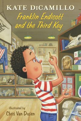 Franklin Endicott and the third key Book cover