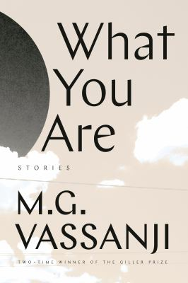 What you are : stories Book cover