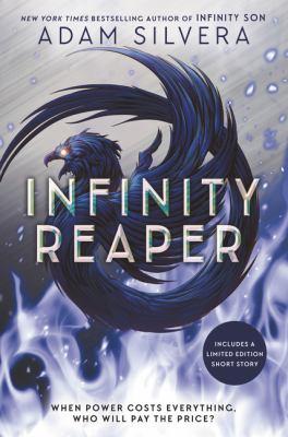 Infinity reaper Book cover