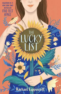 The lucky list Book cover