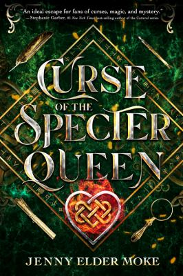 Curse of the Specter Queen Book cover
