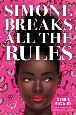 Simone breaks all the rules Book cover