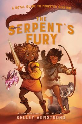 The serpent's fury Book cover