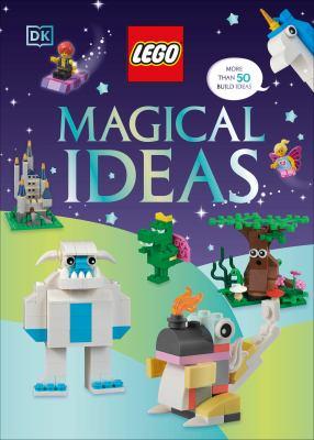 LEGO magical ideas Book cover