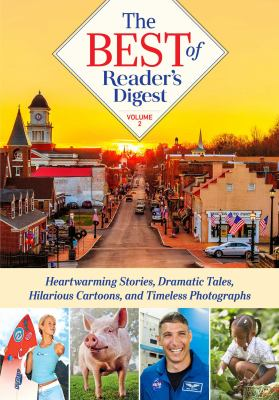 Best of Reader's Digest. Book cover