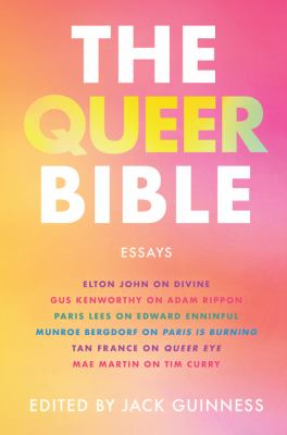 The queer bible : essays Book cover