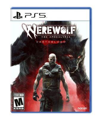 Werewolf the apocalypse earthblood Book cover