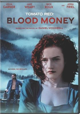 Tomato red blood money Book cover