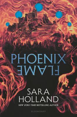 Phoenix flame Book cover
