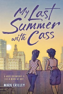 My last summer with Cass Book cover