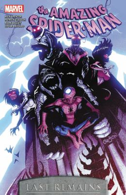 The amazing Spider-Man. 11 Last remains Book cover