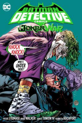 Batman, detective comics. The Joker war Book cover