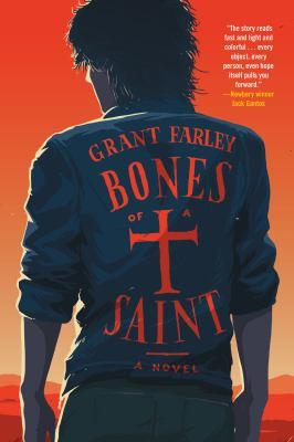 Bones of a saint Book cover