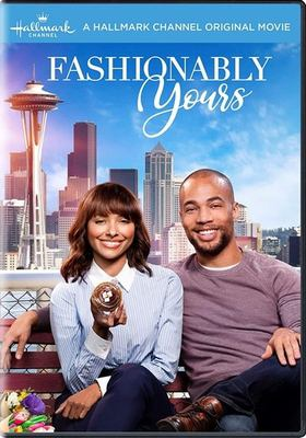 Fashionably yours Book cover
