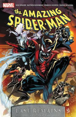 The amazing Spider-Man. Last remains companion Book cover