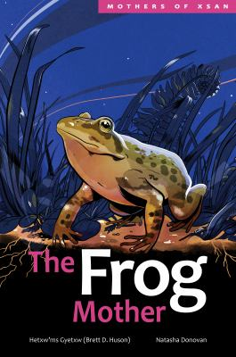 The frog mother Book cover