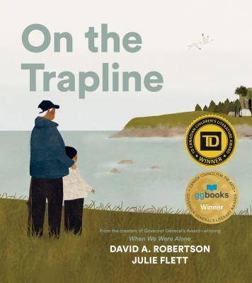On the trapline Book cover
