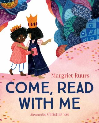 Come, read with me Book cover