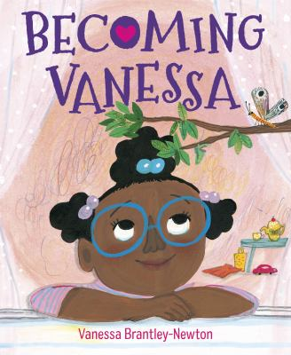 Becoming Vanessa Book cover