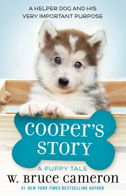 Cooper's story Book cover