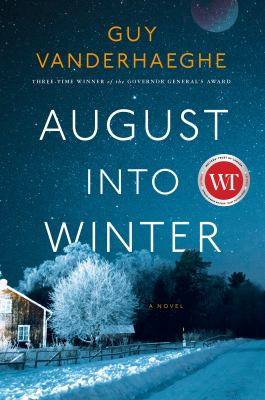 August into winter : a novel Book cover