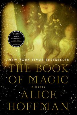 The book of magic : a novel Book cover