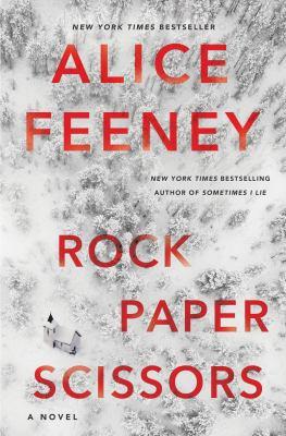 Rock paper scissors : a novel Book cover