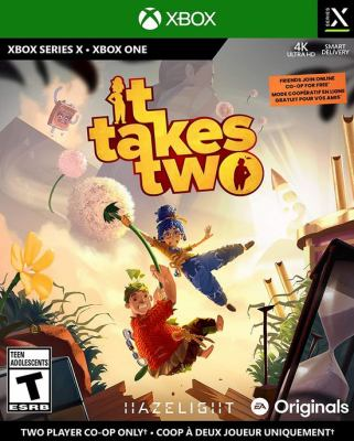 It takes two Book cover