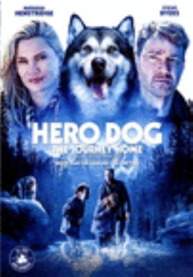 Hero dog the journey home Book cover