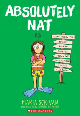 Nat enough. Absolutely Nat Book cover