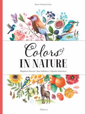 Colors in nature Book cover