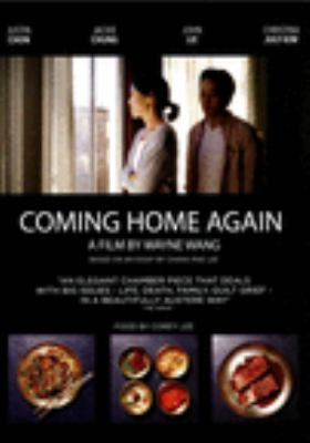 Coming home again Book cover