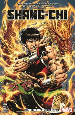 Shang-Chi. Volume 1 Brothers & sisters Book cover