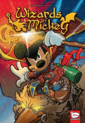 Wizards of Mickey. Volume 3 Book cover