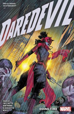 Daredevil, Vol. 6 Doing Time Part One Book cover