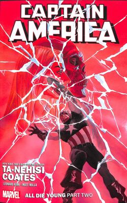 Captain America. 5 All die young, part two Book cover