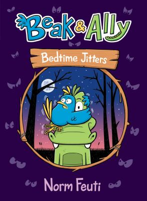 Bedtime jitters. 2 Book cover