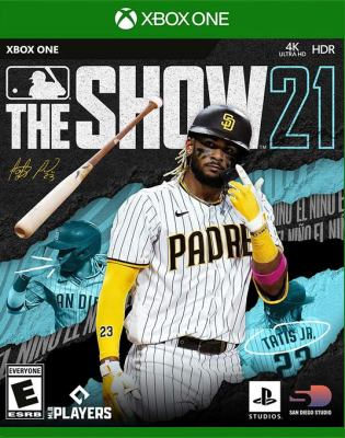 The show 21 Book cover