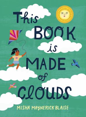 This book is made of clouds Book cover