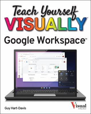 Teach yourself visually Google Workspace Book cover
