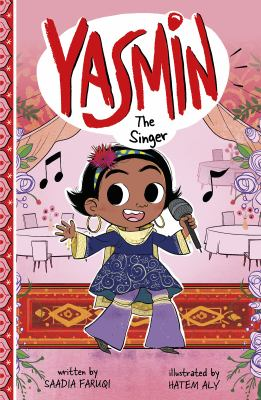 Yasmin the singer Book cover