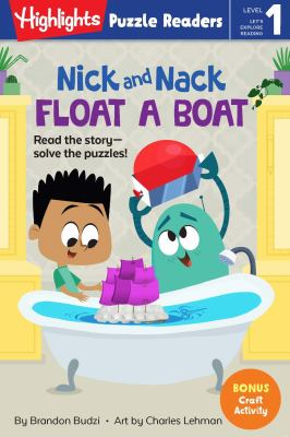 Nick and Nack float a boat Book cover