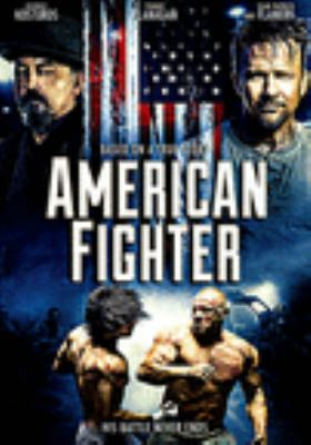 American fighter Book cover