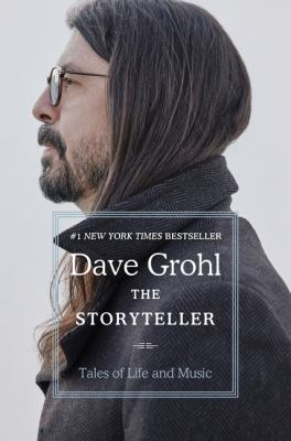 The storyteller : tales of life and music Book cover