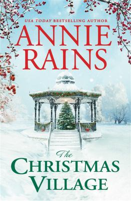 The Christmas village Book cover