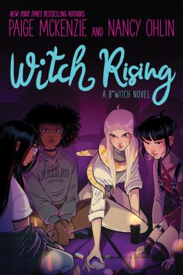 Witch rising : a B*witch novel Book cover