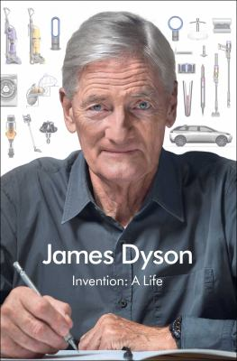 Invention : a life Book cover